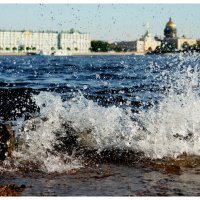 Петербург - морская столица :: Kate Girman