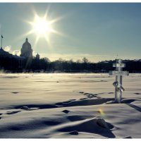 Крещенские морозы :: Kate Girman