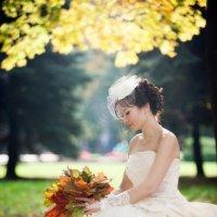 Осенняя свадьба :: Ольга Блинова