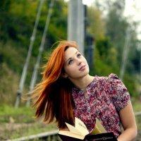 Рыжая Осень :: Мария Святчева
