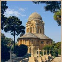 Кладбище Та'Браксия в Валлетте :: Евгений Печенин