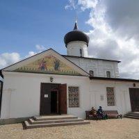 Церковь великомученика Георгия Победоносца (1410)... :: Владимир Павлов