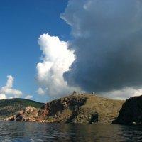 Тучи над Балаклавой :: Анна Выскуб