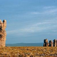 Каменные великаны :: Ольга Чиж