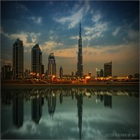 Огни Дубая :: Виктор Перякин
