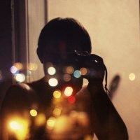 Автопортрет в в лице города :: Salamat K.