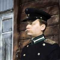 Инженер-капитан службы тяги... :: Борис Соломатин