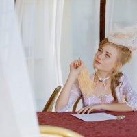 привет из прошлого :: Ольга Митрясова
