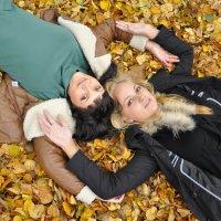 Осень :: Наталья Модник