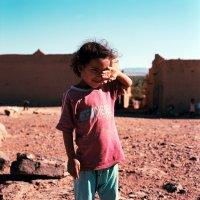 Девочка. Марокко. :: Victoria Kovalenko