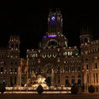 Ночной Мадрид :: Олеся Гладкова