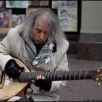 Уличный музыкант :: DR photopehota