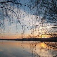 Сунгульский закат :: Светлана Игнатьева