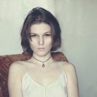 в кресле :: Катерина Мишкель