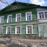Дом, Дом-музей Ф.М. Достоевского :: Владимир Павлов