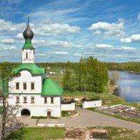 Свято-Троицкий Антониево-Сийский мужской монастырь :: Дмитрий Мигунов