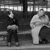 Молодость быстро проходит... :: Петр Зелинский