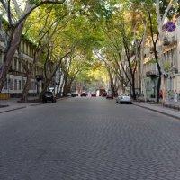 Пушкинская улица в Одессе :: Борис Флорин