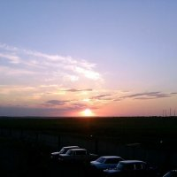 закат.. :: aleksandr tarasenko