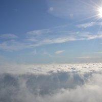 Над облаками :: Эдуард Дондыш