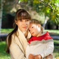 Катя и Вова :: Ирина Гресь