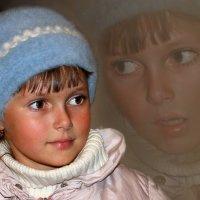 Диалог с ангелом :: Виктор Ковчин