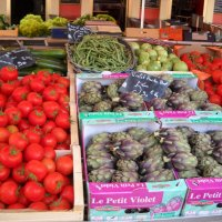 Рынок в Ницце :: Светлана Игнатьева