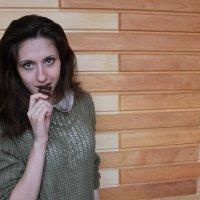Шоколад :: Карина Склонная