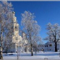 Монастырь. :: Владислав Куликов