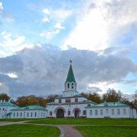 Передние дворцовые ворота (Коломенское) :: Anna Kashkovskaya