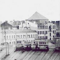 крыша :: Валентина Потулова