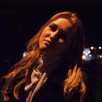 Игра Тени :: Valeriya Aganina