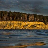 осень на Бердском заливе :: Елена Баландина