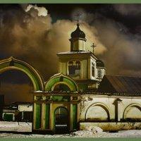Святотроицкая единовечерская церковь. Н.Тагил :: Владимир Архипов