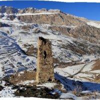 Старая башня :: Алан Мамуков