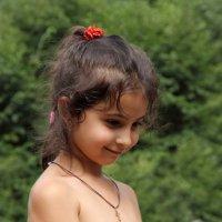 Девочка :: Алан Мамуков