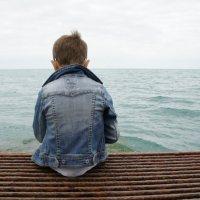 мальчик и море... :: Юлия Кулиева