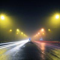 Скорость в тумане :: Иван Сагиров