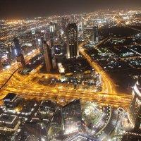 Ночной Дубай :: Владимир Ильин