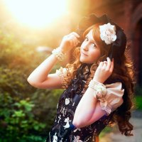 Sunny Lolita :: Emerald (Анна) Weapon
