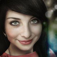 портрет в бокЭ :: Veronika G