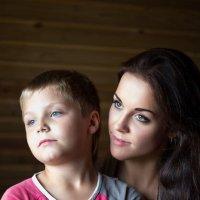 Братик и сестренка :: Aнатолий Дождев