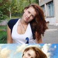 девочка из лета :: Veronika G