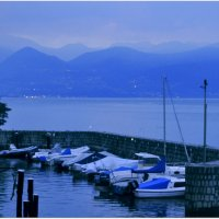 Озеро Маджоре. Италия. :: Saniya Utesheva