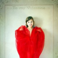 To my Valentine :: Daria Dmitrieva