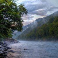 Владимир Белаш - Маленькая речка :: Фотоконкурс Epson