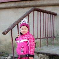 На прогулку... :: Мария Погорелова