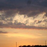 Красивый закат :: Андрей Тер-Саркисов