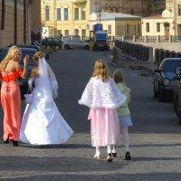 Сбежавшая невеста :: Цветков Виктор Васильевич