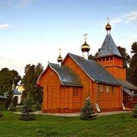 Николо-Одринский монастырь :: Сергей Маштанов